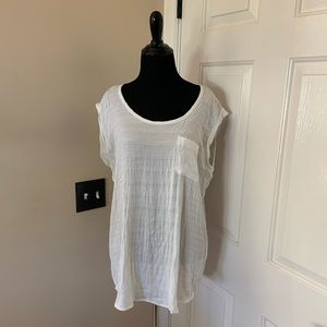 Banana Republic Lightweight Sleeveless Top Size L